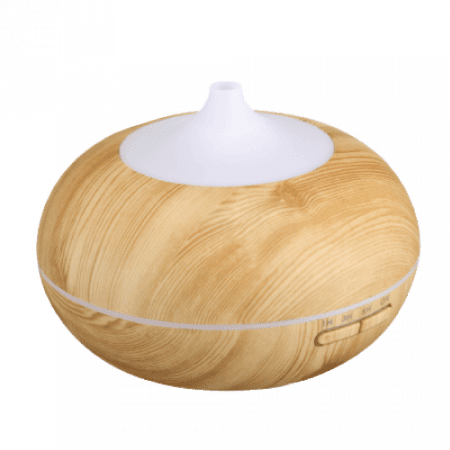 Essential Oil Diffuser Wood Grain