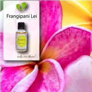 frangipani lei aroma oil