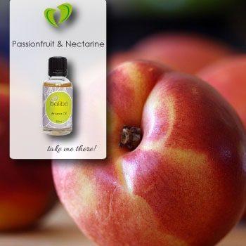 passionfruit and nectarine