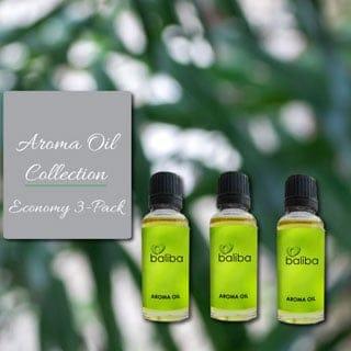aroma oil three pack