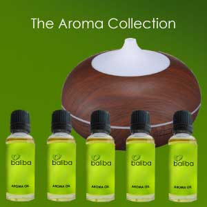Diffuser and Aroma OIls