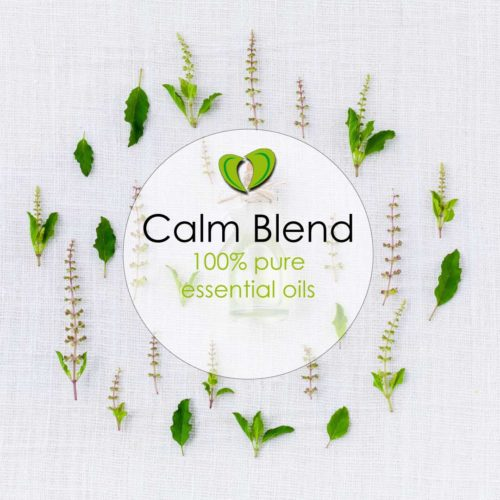 Calm Blend - Essential Oils by Baliba