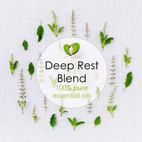 deep rest blend essential oil
