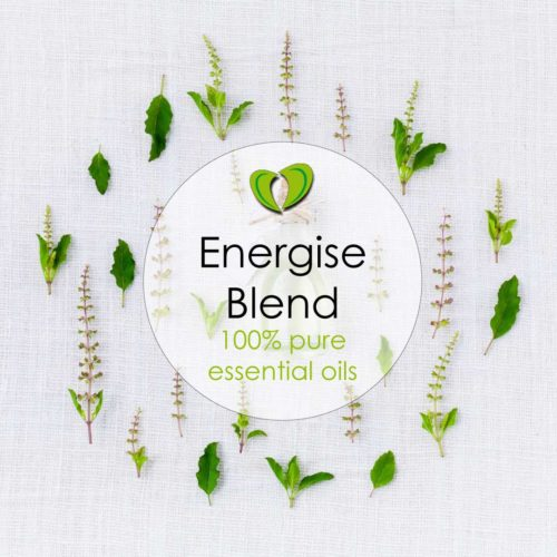 Essential Oil Blend Energise