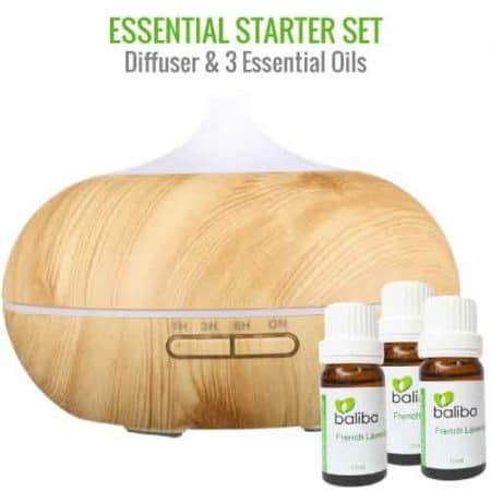 diffuser and essential oils nz