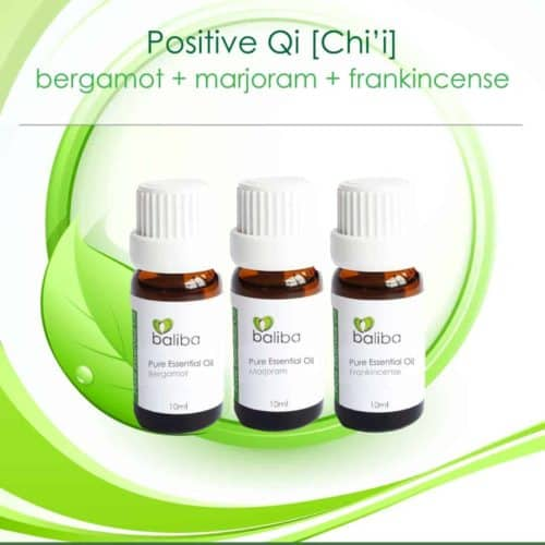 Positive-Qi Essential Oil Blend