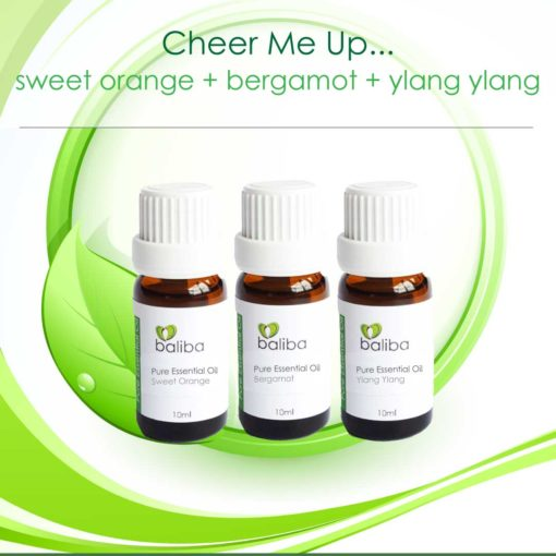 Essential Oil triple pack Cheer Me Up