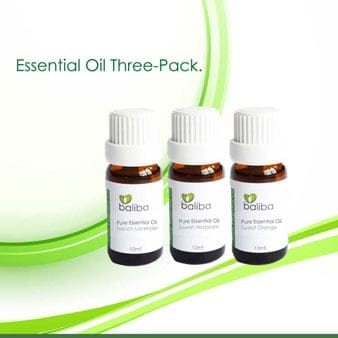 essential oil three pack