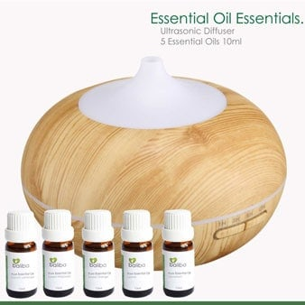 essential oil diffuser plus essential oils