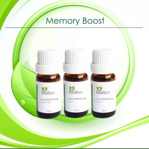 memory boost essential oils