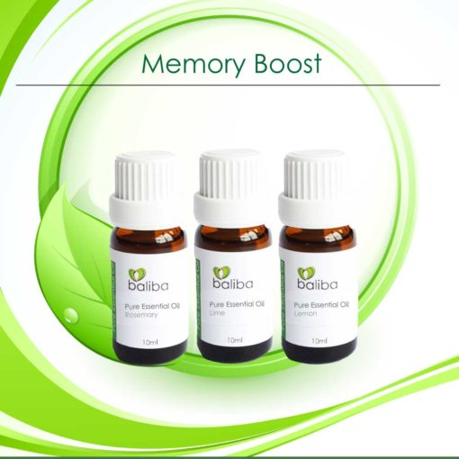 memory boost essential oils