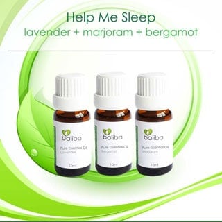 essential oils to help sleep