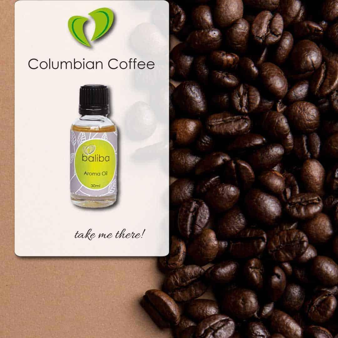 Columbian Coffee Aroma Oil 30ml