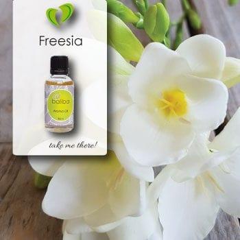 freesia aroma oil