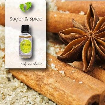 Sugar and Spice Aroma Oil