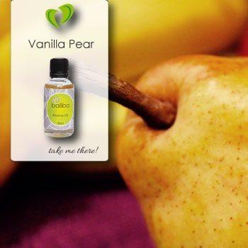 Vanilla Pear Aroma Oil