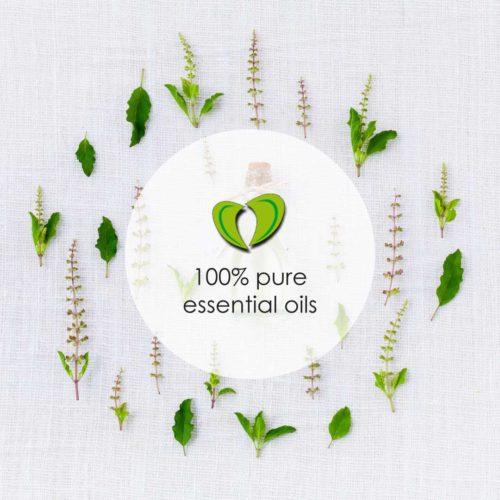 essential oils deep rest set