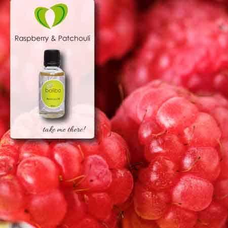 Raspberry Patchouli 30ml