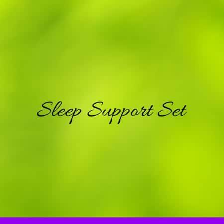essential oils sleep support