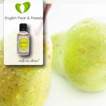 English pear and freesia diffuser oil