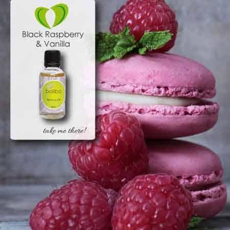 raspberry vanilla diffuser oil