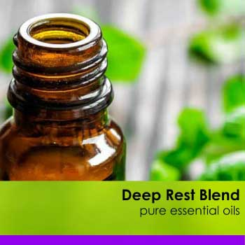 essential oil blend restful thinking blend