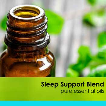 Essential Oil Sleep Support Blend