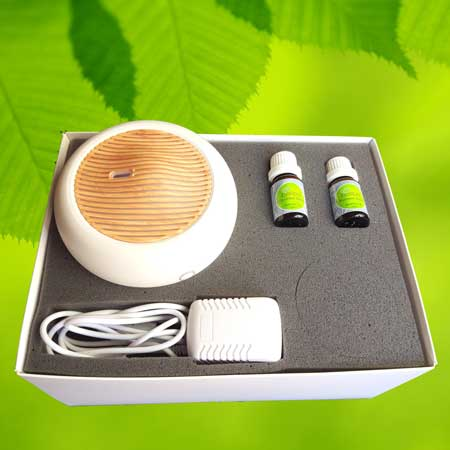 Gift set with diffuser