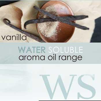 water soluble aroma oil vanilla
