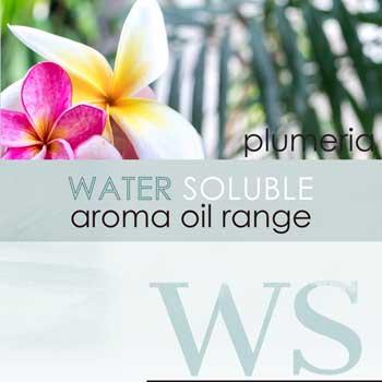 water soluble aroma oil plumeria