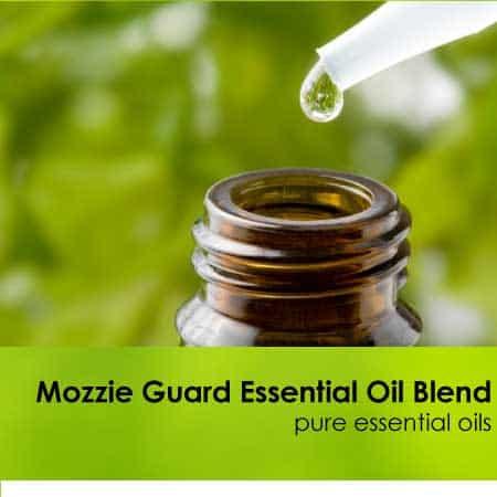 mosquito guard essential oil blend