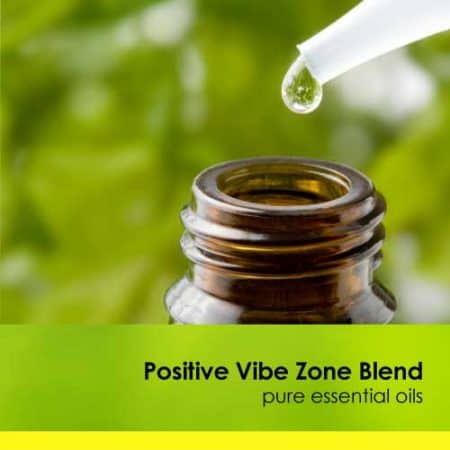 essential oils for positive vibe