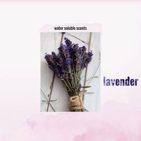 water soluble aroma oil lavender